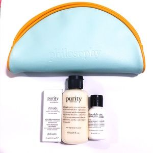 Philosophy set - Purity and Microdelivery - New